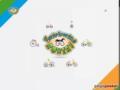 Event rowerowy to: pijany rower i dziwny rower